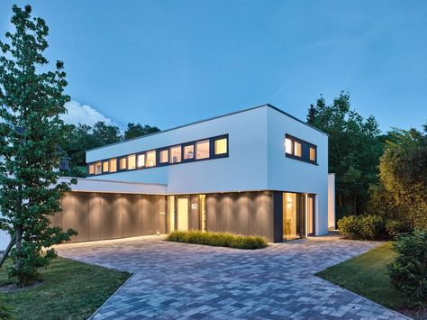 House in Wiesbaden by Alexander Brenner Architects | Contemporary ...