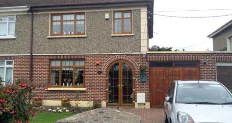 Bono's childhood home, 10 Cedarwood Road, Ballymun, Dublin, Ireland