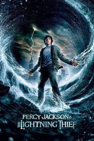 Percy Jackson The Olympians The Lightning Thief 2010 Pierce Brosnan Film Fantasi Bioskop
