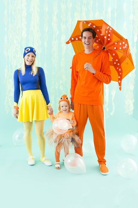 52 Clever Family Halloween Costume Ideas