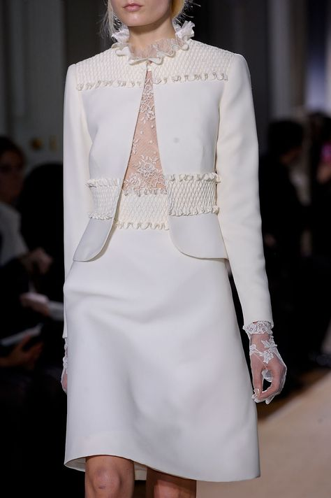 Valentino at Couture Spring 2012 - Details Runway Photos