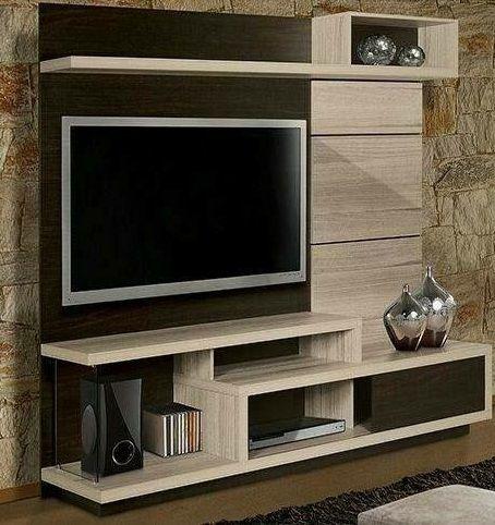 Modern Tv Cabinets Wooden Tv Wall Units Design Ideas 2019 Modern Tv Wall Units Tv Wall Unit Tv Unit Decor