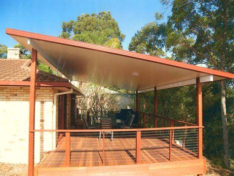 Luxury Balcony Roofing Options