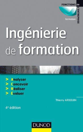 Telecharger Ingenierie De Formation 4e Edition Analyser Telechargement Livres Audio Livre Pdf
