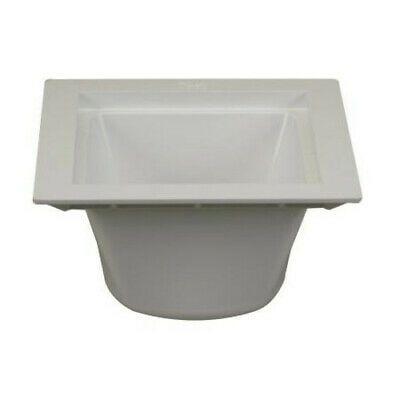 Ad Ebay Proflo Pf42855 12 X 12 Pvc Floor Sink White Floor Sink Pvc Flooring Floor Drains