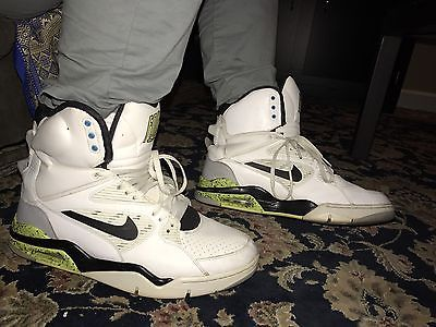 factory authentic 80e09 7f3c2 Nike Air Command Force High Used Size 13 Worn Trashed Beaters