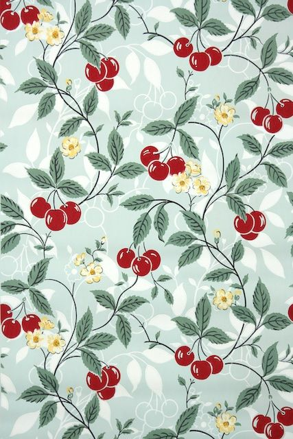 So Many Great Kitchen Vintage Wallpapers From Hannah S Treasures Retro Wallpaper Wallpapers Vintage Antique Wallpaper