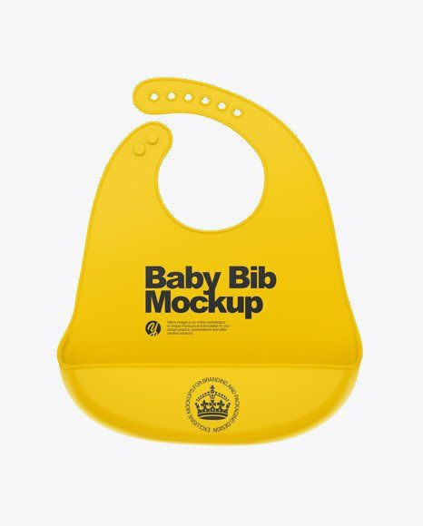 Baby Bodysuit Mockup Baby Bodysuit Mockup Half Side View In Apparel Mockups On Yellow Design Mockup Free Mockup Free Psd Clothing Mockup