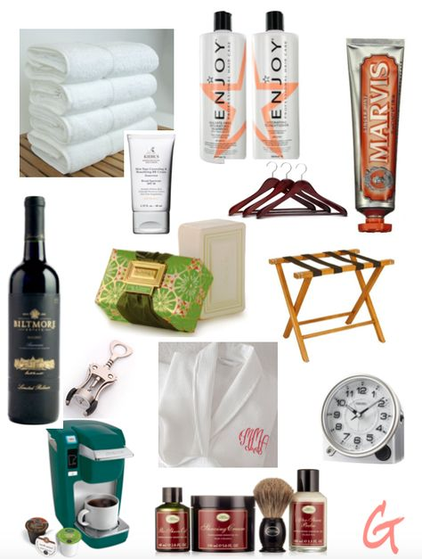 13 ultimate guest room essentials  guest room essentials