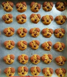 Milo Bear Cookies Di 2020 Resep Resep Kue Kue Lebar