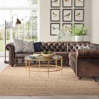 Greyleigh Quitaqueb Symmetrical Sectional Reviews Wayfair Living Room Furniture Sale Furniture Sectional