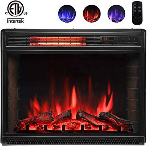 Intertek Electric Fireplace Heater
