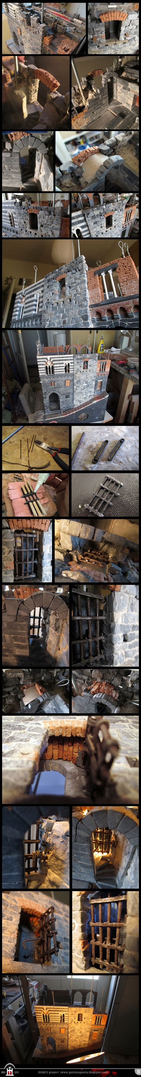 Domus project 212: Tower gate by Wernerio on DeviantArt