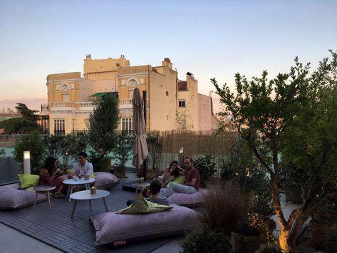 ático 11 Hotel Iberostar Las Letras En 2019 Terrazas