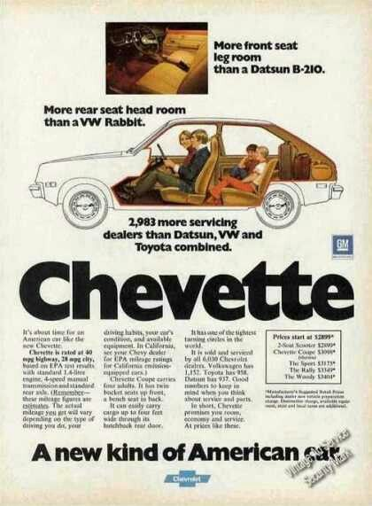 1cc8412676b2ca1c748f1bc4c0d2df23 18 best chevy chevette images on pinterest chevy, chevrolet and  at cos-gaming.co