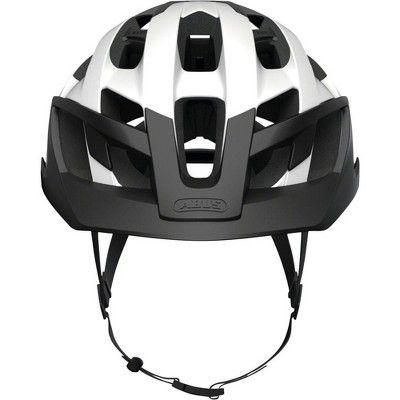 Abus Moventor Helmet Polar White Md Size Medium Bicycle Bike
