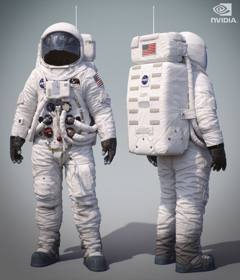 ArtStation - NVIDIA Astronaut for Siggraph Alessandro Baldasseroni Astronaut Drawing, Astronaut Suit, Astronaut Costume, Astronaut Tattoo, Nasa, Programa Apollo, Astronauts In Space, Space Girl, Space Pirate