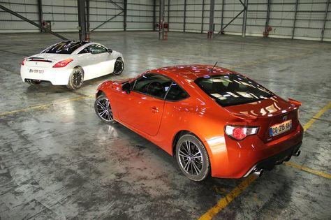 Essai comparatif : Peugeot RCZ vs. Toyota GT-86