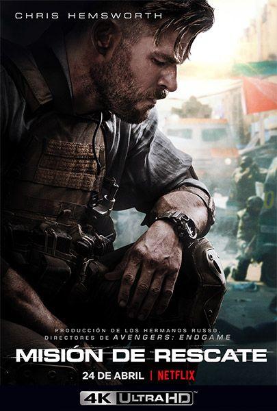 Misión De Rescate Chris Hemsworth Latest Hollywood Movies Action Movies