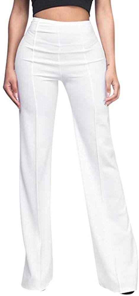 Amazon White Pants Suit