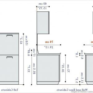 Standard Kitchen Cabinet Height Above Counter Height Of Kitchen Cabinets Standard CabiAbove Counter