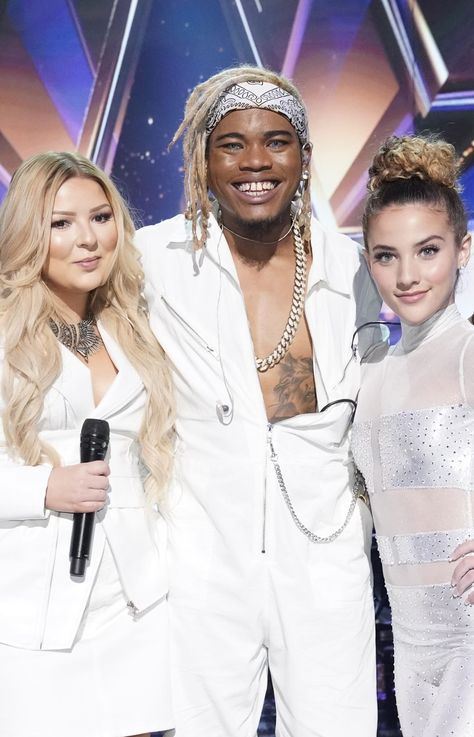 @sofiedossi, @briankingjoseph, & @officialbiancaryan took us all by storm!  #AGTResults