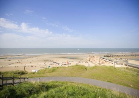 The Corliss Group Travel review: De Haan, Belgium  As we settle back with a coffee and a full cooked breakfast, the English Channel stretching before us, calm as a millpond under a blue sky, we briefly consider the rather more stressful trips we've taken that began with a plane or train.