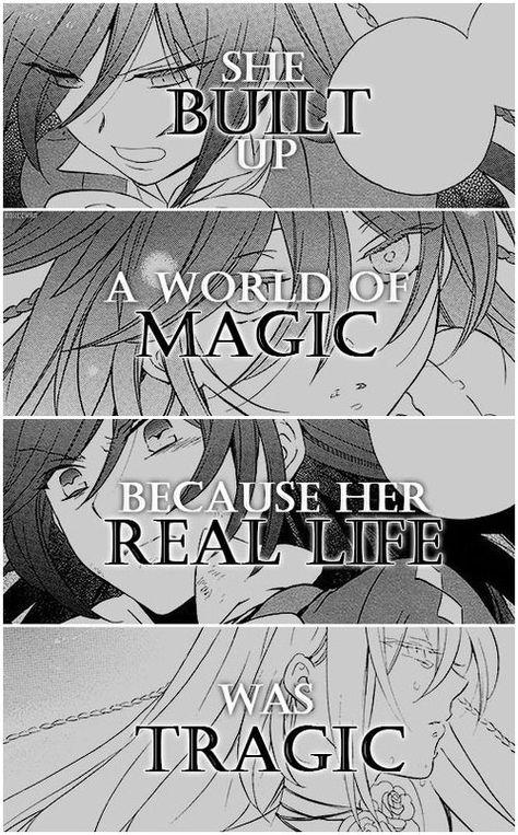 alice in wonderland, monochrome, and anime Bild