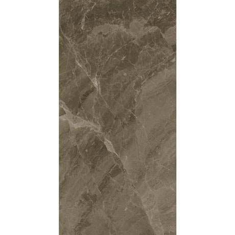 Gio Brown Gloss Marble Effect Wall Tiles 30 X 60cm Marble Effect Marble