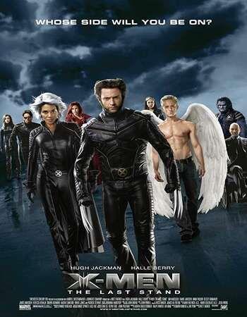 X Men The Last Stand 2006 Hindi Dual Audio Brrip Full Movie 720p Download Filmes Posteres De Filmes Capas De Filmes
