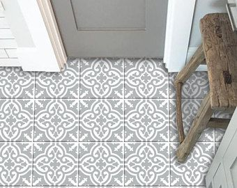 Fossil Tile Wall Stair Floor Stickers Removable Kitchen Bathroom Backsplash Peel And Stick Tile Deca Stick On Tiles Tile Stickers Kitchen Flooring For Stairs