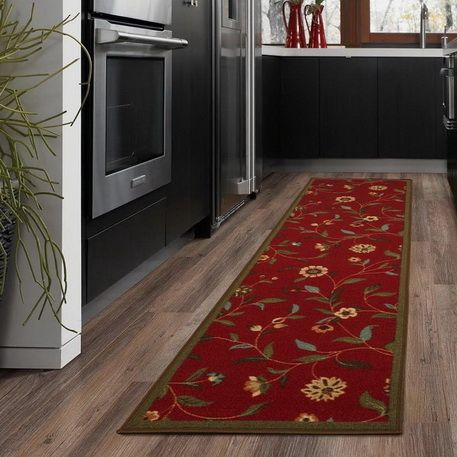 Rug Runners for Kitchen – The kitchen and the bathroom seem ...
