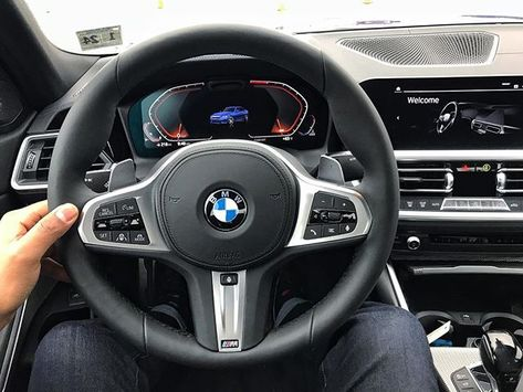 Happy Wheelwednesday From The Cockpit Of The All New 2019 Bmw