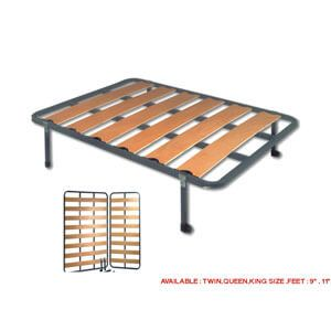Wooden Slat Bed Frame Kyrbe Ef Rollaway Beds Shipped Within 24