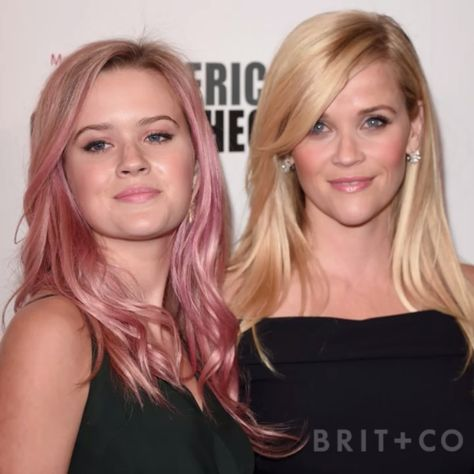 Reese Witherspoon and her daughter, Ava Phillippe, are basically twins.