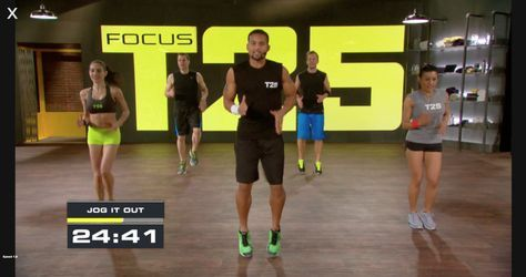 30 Minute Workouts Get Fit In A Half Hour A Day The Beachbody Blog Focus T25 Workout T25 Workout T25 Workout Video