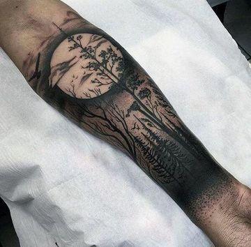 20 Tatuajes en el braso para hombres