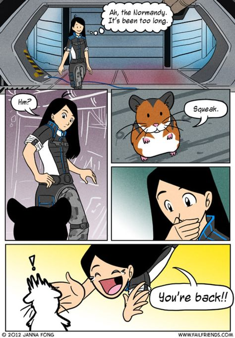 mass effect space hamster