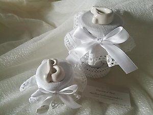 Bomboniera Matrimonio Comunione Cresima Barattolo Con Confetti E Lettera In Ceramica Cod 31g 32g Bomboniere Fatto A Mano Creazioni Fatte A Mano