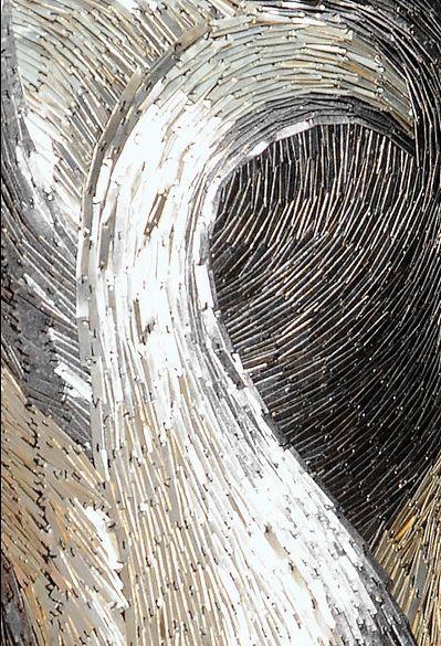 WSH the creativity and craftsmanship of Thierry Mugler. Bulgari tumbler.