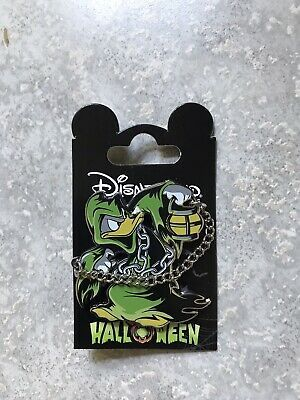 Donald Duck Halloween Trading Pin 2020 DLRP DLP Disney Disneyland Paris Halloween Donald Duck Ghost
