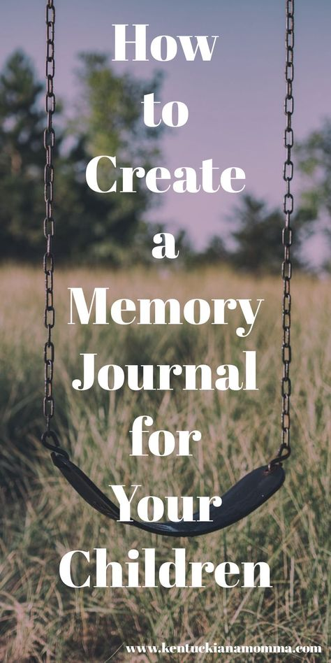 Creating a memory journal for your child can be a fulfilling experience. Here are a few writing prompts to get you started! #journal #journaling #parenting