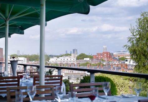 Babylon Restaurant 99 Kensington High Street Best Restaurants London London Restaurants Kensington London