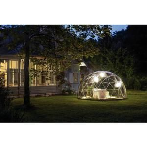 ABRI JARDIN - CHALET Garden igloo 10m² 360x360x220 cm | ABRIS ...