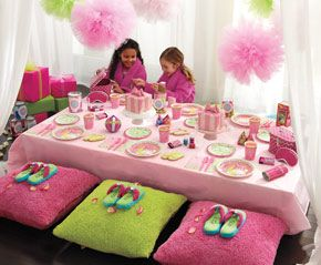 mobile spa parties for girls calling all girly girls here s a