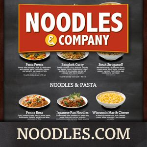 photo relating to Noodles and Company Printable Menu called Yikyung Cha (levika88) upon Pinterest