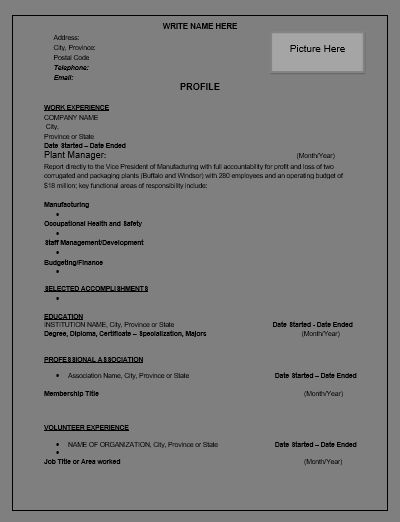 Manufacturing-Resume-Template wordstemplates Pinterest Template - medical certificate for sick leave