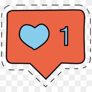 Instagram Heart Like Tumblr Emoji Pop Art Text Png Transparent Png Transparent Text Free Png Text Art