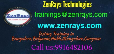 We Are Providing Testing Training In Koramangala Bangalore Mangalore Belgaum 100 Job Support You Will Not Only Trained In Con Software Testing Train