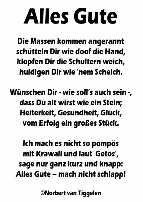 """Wenn Sie auf dieses Gedicht klicken, besuchen Sie das Buch """"Wortschätze"""" von Norbert van Tiggelen, indem weitere ähnliche Gedichte zu lesen sind. Viel Spaß damit!"""